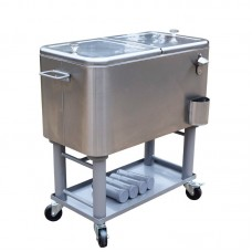 Oakland Living 60 Qt. Stainless Steel Party Cooler OAA2986