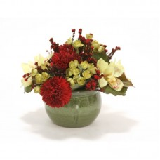 Distinctive Designs Mixed Centerpiece in Planter DIST3018