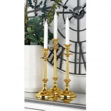Astoria Grand Traditional Tapered 3 Piece Candlestick Set ARGD3469