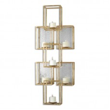 Uttermost Ronana Mirrored Wall Sconce UM14709