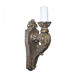 Hickory Manor House Acanthus Wall Sconce HIMH1230