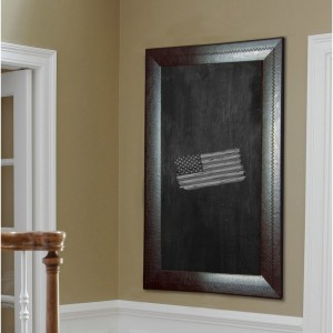Darby Home Co Wall Mounted Chalkboard DRBC8962