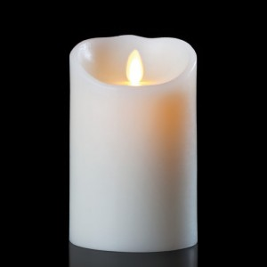 Northlight Vanilla Flameless Candle NLGT4470