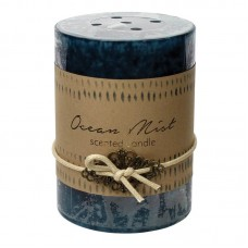 The Holiday Aisle Ocean Mist Scented Pillar Candle ZNGZ4772