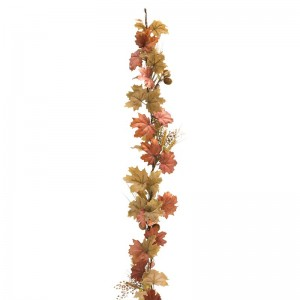 The Holiday Aisle Autumn Wheat Twig Garland THDA1173