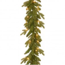 The Holiday Aisle Avalon Feel Real® Spruce Garland THDA3883