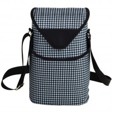 Picnic at Ascot Double Bottle Carrier PVQ1315