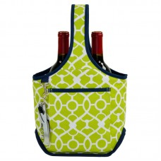 Picnic at Ascot Trellis Two Bottle Carrier PVQ1629