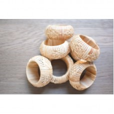 Couleur Nature Bamboo Napkin Ring CKG2007