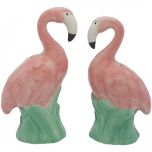 Streamline Flamingo Salt Pepper Set STLN1052