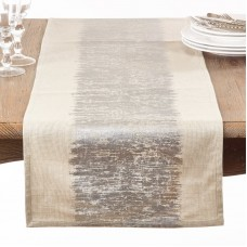 Mercury Row Pimlico Banded Table Runner MCRW7110