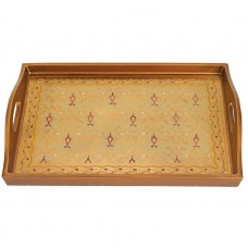 Badash Crystal Antigua Rectangle Tray BADA1595