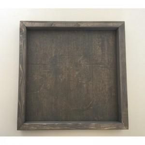 Established 98 Square Vintage Tray ESTB1069