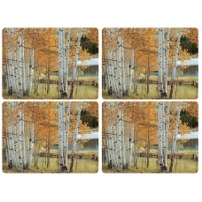 "Pimpernel Birch Beauty 16"" Placemat PMNL1214"