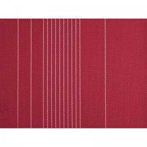 Tiseco Ziczac Stripe Seamed Placemat TSCI1044