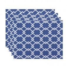 e by design Link Lock Geometric Placemat EBYD3964