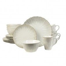 Sango Portura 16 Piece Dinnerware Set, Service for 4 PTSA1314