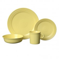 Fiesta Mix 'n' Match 4 Piece Place Setting, Service for 1 FIE4266