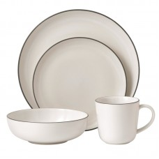 Gordon Ramsay Bread Street 4 Piece Place Setting, Service for 1 SAY1192