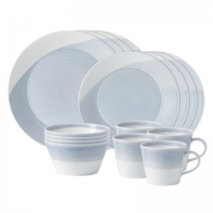 Royal Doulton 1815 16 Piece Dinnerware Set, Service for 4 RAL1735