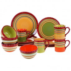 World Menagerie Candelas 16 Piece Dinnerware Set WRMG3225
