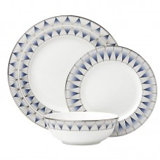 Lenox Geodesia 3 Piece Place Setting, Service for 1 LNX8362