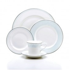 Oneida Dover Bone China 5 Piece Place Setting Set, Service for 1 ONE2337
