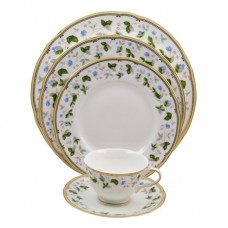 Shinepukur Ceramics USA, Inc. Everglades 5 Piece Bone China Place Setting, Service for 1 SHPK1022