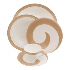 Shinepukur Ceramics USA, Inc. Super Nova 5 Piece Bone China Place Setting, Service for 1 SHPK1122