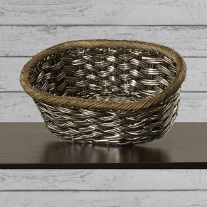 Loon Peak Tall Oval Basket LOON7049