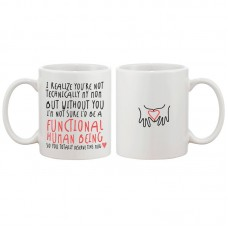 365 Printing Inc Technically Not My Mom But Mother's Day Mug PRTG1075
