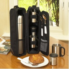 Picnic at Ascot Vienna Coffee 3 Cup Travel Mug PVQ1079