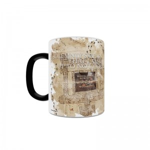 Trend Setters World of Harry Potter Marauder's Map Heat Changing Morphing Mug VKY1210