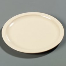 "Carlisle Food Service Products Kingline™ Melamine 6.44"" Appetizer Plate CFSP2249"