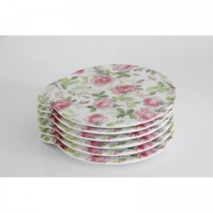Shall Housewares Melamine Heat Insulation Saucer SHLH1138