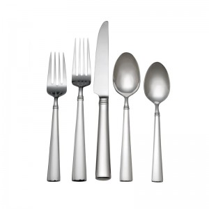 Reed Barton Perspective 65-Piece 18/10 Stainless Steel Flatware Set RBA4314