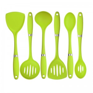 Culinary Edge 6 Piece Premium Quality Nylon Utensil Set CULD1011