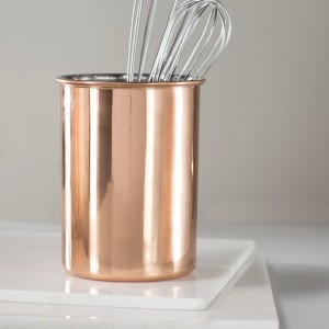 Mint Pantry Copper Utensil Caddy MNTP1249