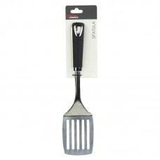 Home Basics Slotted Spatula with Rubber Handle HOBA2592