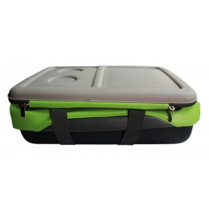 Picnic Pack USA Collapsible Rolling Picnic Cooler PPAA1011