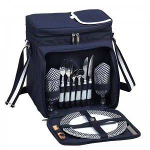 Freeport Park Picnic Cooler for Two with Hand Grip FRPK1524