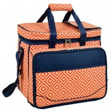 Picnic at Ascot Diamond Wine and Cheese Picnic Cooler PVQ1759