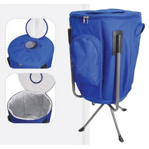 The Cranford Group 48 Qt. Portable Soft Sided Ice Chest Cooler CGRP1161