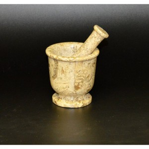 Designs By Marble Crafters Classic Mortar Pestle Set CBMB1057