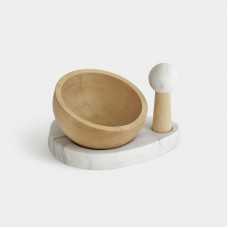 Umbra 2-Piece Mortar And Pestle Set UMB3429