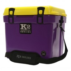 K2 Coolers 20 Qt. Summit Lid Cooler KOOS1011
